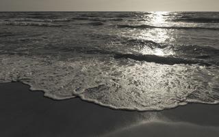 Juodkrantė · jūra 1418