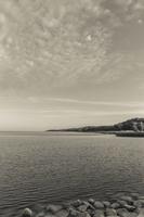 Juodkrantė · marios, debesys 1432