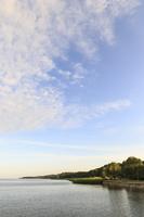 Juodkrantė · marios, debesys 1434