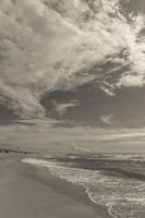 Juodkrantė · jūra, debesys 1439