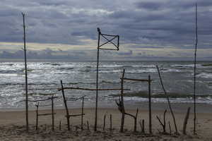 Juodkrantė · jūra 1448
