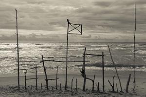 Juodkrantė · jūra, debesys 1448