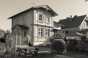Juodkrantė · villa Liselotte