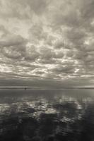 Juodkrantė · marios, debesys 1515