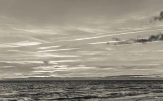 Juodkrantė · jūra, saulėlydis, debesys 1643