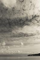 Juodkrantė · marios, debesys 1756