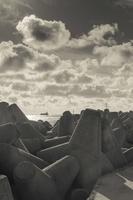 Kopgalis · pietinis molas, jūros vartai, debesys 1766