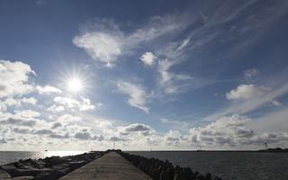Kopgalis, pietinis molas, jūros vartai, debesys 1769