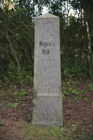 Smiltynė · Obeliskas Liudvikui Hagenui
