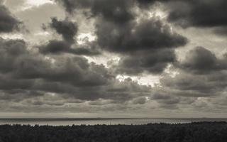 Juodkrantė · debesys 1780