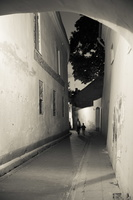 Skapo gatvė naktį 3646