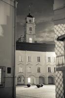 Vilniaus universiteto observatorijos bokštas naktį 3651