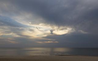 Juodkrantė · debesys 4111