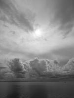 Juodkrantė · debesys P1070427