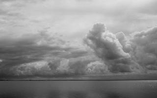 Juodkrantė · debesys P1070430