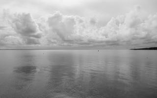 Juodkrantė · debesys P1070425