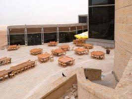 Masada Museum in Memory of Yigael Yadin