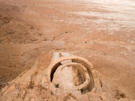 Herod's Palace, Masada P1030057