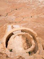 Herod's Palace, Masada P1030058
