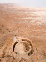 Herod's Palace, Masada P1030059