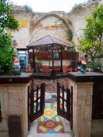 Vitrage Guest House, Nazareth P1030206