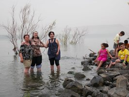 Sea of Galilee P1030455