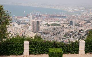 Haifa cityscape P1030686