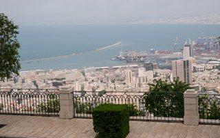 Haifa cityscape P1030688