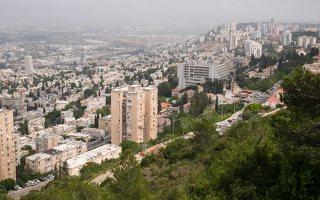 Haifa cityscape P1030689