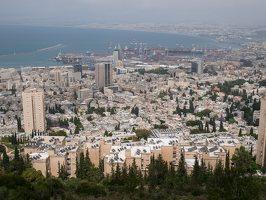 Haifa cityscape P1030691