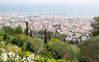 Haifa cityscape P1030473