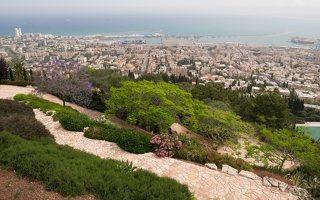 Haifa cityscape P1030480