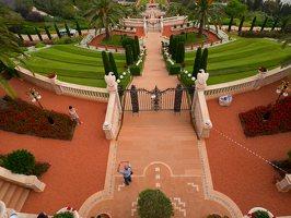 Bahai Gardens in Haifa P1030483