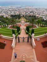 Bahai Gardens in Haifa P1030484