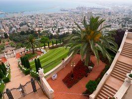 Bahai Gardens in Haifa P1030486