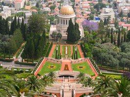 Bahai Gardens in Haifa P1030487