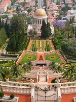 Bahai Gardens in Haifa P1030488