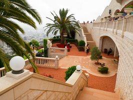Bahai Gardens in Haifa P1030491