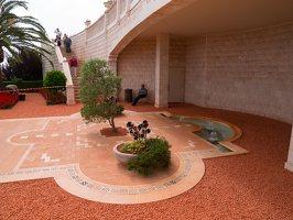 Bahai Gardens in Haifa P1030492