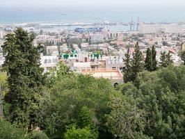 Haifa cityscape P1030511