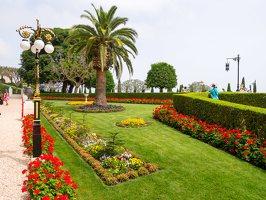 Bahai Gardens in Haifa P1030522
