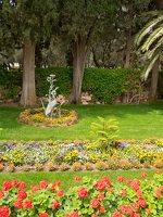 Bahai Gardens in Haifa P1030523