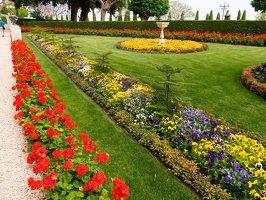 Bahai Gardens in Haifa P1030525