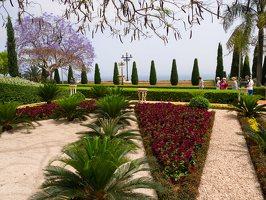 Bahai Gardens in Haifa P1030533