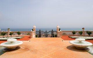 Bahai Gardens in Haifa P1030545