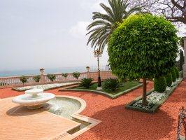 Bahai Gardens in Haifa P1030546