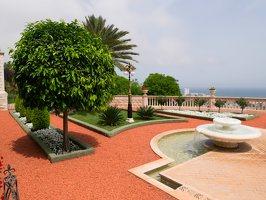 Bahai Gardens in Haifa P1030548