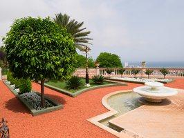 Bahai Gardens in Haifa P1030549