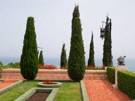 Bahai Gardens in Haifa P1030563