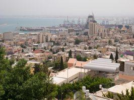 Haifa cityscape P1030564